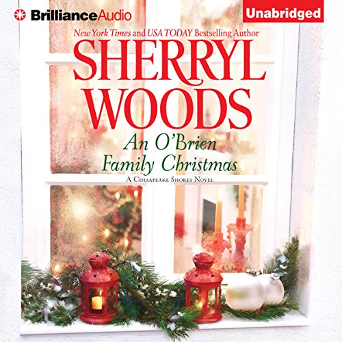 An O' Brien Family Christmas audiobook cover art
