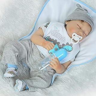 Amazon.es: bebes reborn realistas con chupete
