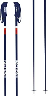Faction Skis Candide Thovex Signature Series Ski Pole - Blue, 105 (CTZZ)