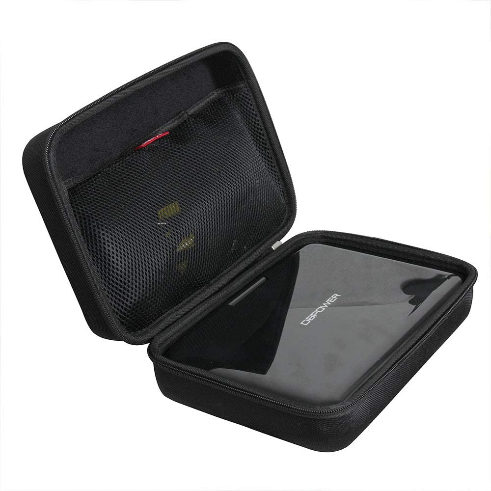 Hermitshell Hard Travel Case for DVD Store DBPOWER Portable 12