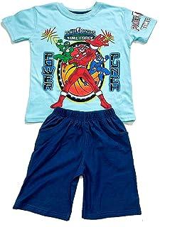 Power Rangers Summer Kids Clothes