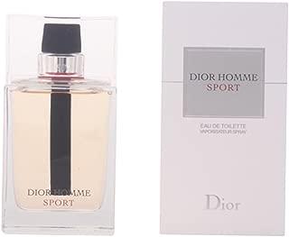 Christian Dior Homme Sport Eau De Toilette Spray for Men, 3.4 Ounce