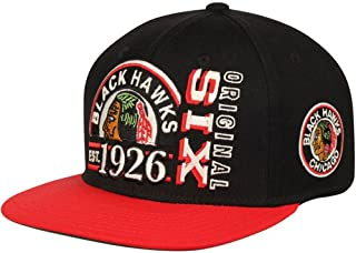 CCM Men's 2017 NHL Original Six Snapback Hat