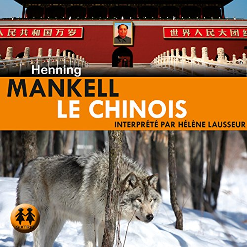 Le Chinois audiobook cover art