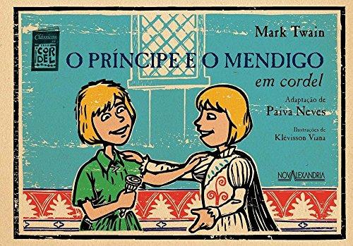 O Príncipe e o Mendigo em Cordel