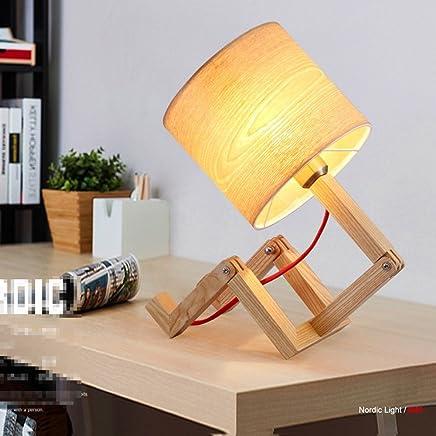 Amazon.es: mesitas de noche originales - Lámparas de mesa y ...