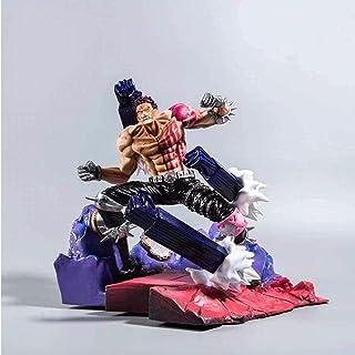ピースモンキーD.ルフィシーンクラッシュルフィvsカタキュリスネーク男キャラクターアニメーションモデル像キッズ装飾コレクションおもちゃ27 cm peng fangshuo