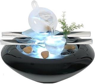 Zen'Light SCFV01 Fontaine d'Intérieur, Noir, Taille Unique