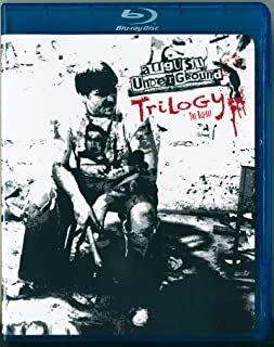 The AUGUST UNDERGROUND Trilogy - Cult Horror - Limited Edition Blu-ray