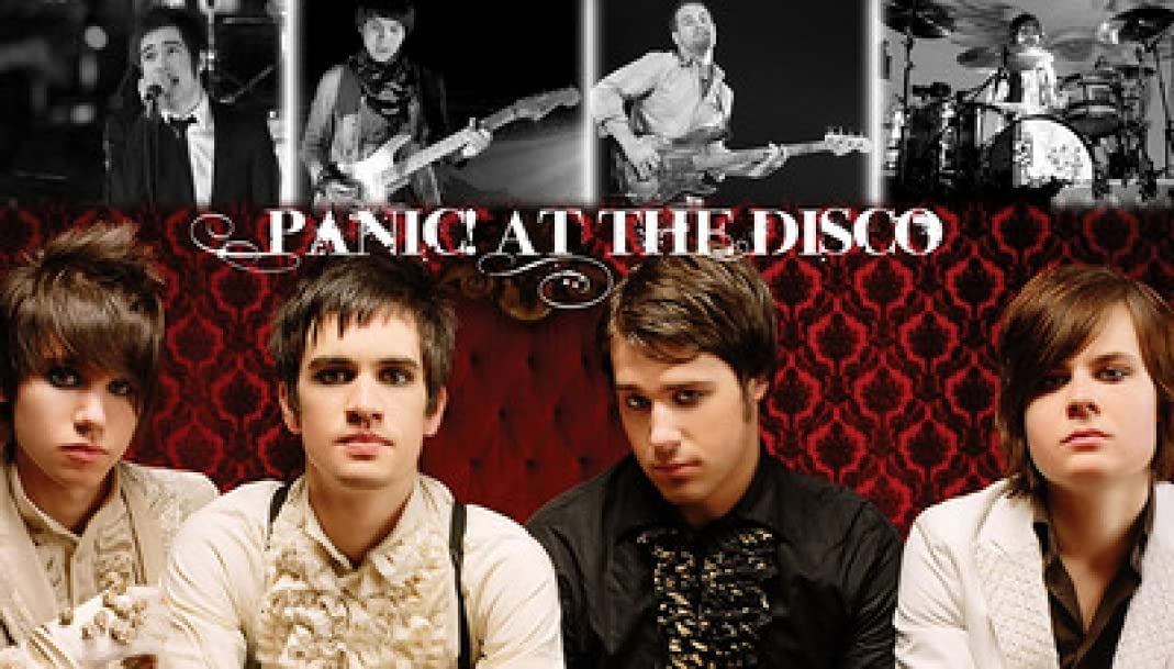 Classic Panic At The Disco Popular overseas - Poster 36X48 FCA #FCA723913