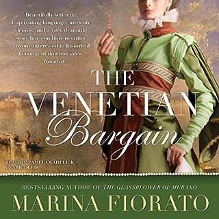 The Venetian Bargain audiobook cover art