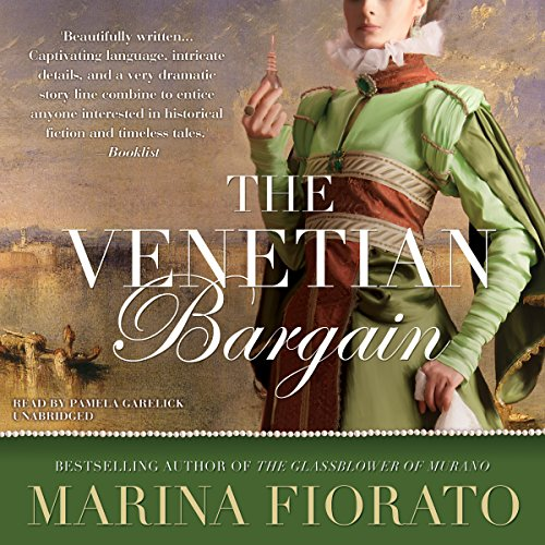 The Venetian Bargain audiobook cover art