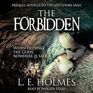 The Forbidden: Prequel Novella to the Ancestors Saga audiobook cover art