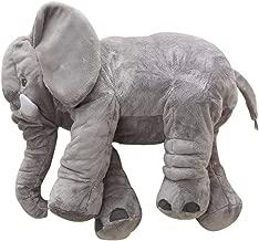 large stuffed elephant for nursery