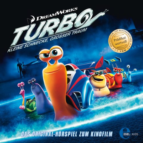 Turbo - Kleine Schnecke, großer Traum Titelbild