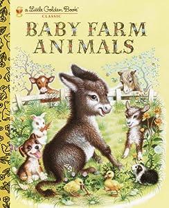Baby Farm Animals (Little Golden Book)
