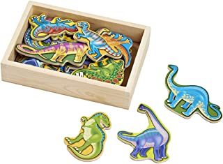 Melissa and Doug Wooden Dinosaur Magnets 476 Arts & Crafts