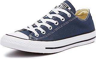 Converse All Star Ox Canvas Zapatillas Azul Marino-UK 7.5