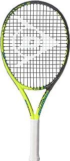 Force 100 25 676836 - Raqueta de Tenis (Fuerza de Agarre: 0), Color Negro y Amarillo