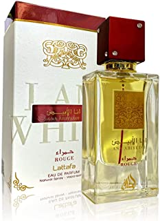 Ana Al Abyad Rouge 60ml Perfume by Lattafa for Unisex
