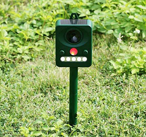 Ahuyentador para perros trancoss Sensor PIR