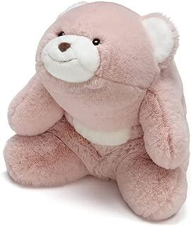 GUND Snuffles Teddy Bear Stuffed Animal Plush, Rose Pink, 10
