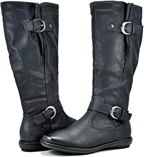 Best 12 calf knee high boots Reviews