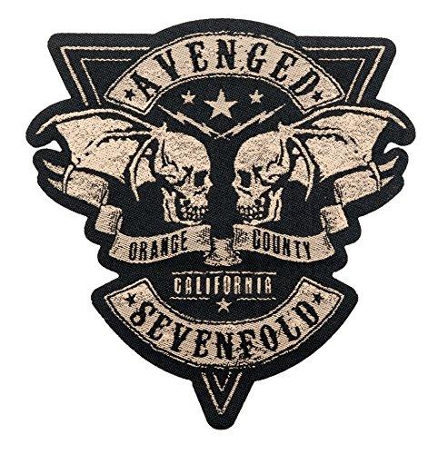 Slayer SP2415 Black Eagle Patch tiss/é