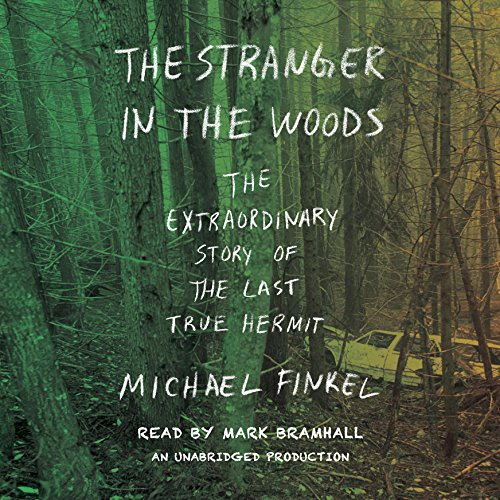 The Stranger in the Woods audiobook cover art