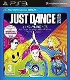 Ubisoft Just Dance 2015, PS3 Básico PlayStation 3 Francés vídeo - Juego (PS3, PlayStation 3, Danza, Modo multijugador, E (para todos), Soporte físico)