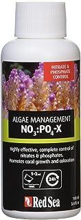 レッドシー (RedSea) NO3:PO4-X 硝酸塩とリン酸塩の減少剤 100ミリリットル (x 1)