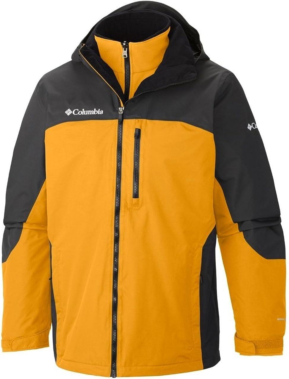 Columbia Men's Category Five 2.0 Interchange Big Jacket