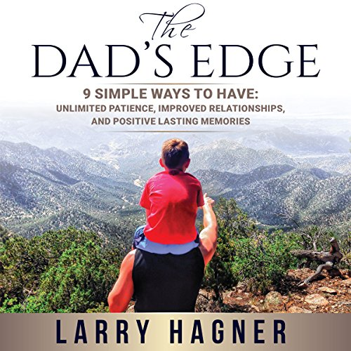 The Dad's Edge audiobook cover art