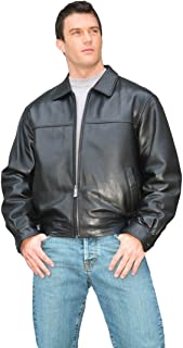 Men's New Zealand Lambskin Leather Jacket