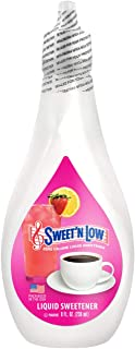 Sweet N Low Zero Calorie, 8 Ounce Bottle