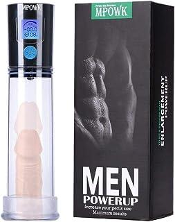 RONGXIE Masculina For Hombre PE-n? S De Vacío Eléctrica De La Bomba De Agua 8 Ampliadora del Ejercicio del Músculo Extenso...