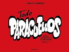 Todo Paracuellos: Edición conmemorativa 40 aniversario (Álbumes 1-6) (Best Seller | Cómic)
