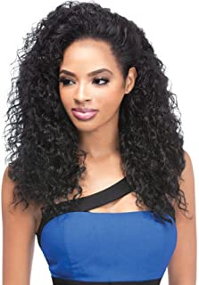 Outre Quick Weave Synthetic Half Wig - Bahamas-1B
