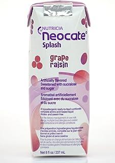 Neocate Splash, Grape, 237 mL (Case of 27)