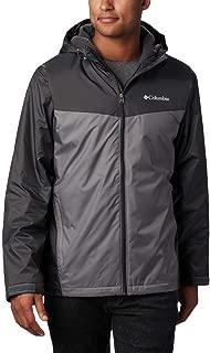 Men's Glennaker Sherpa Lined Rain Jacket, Waterproof