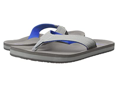 Sanuk Burm (Grey/Light Grey 2) Men