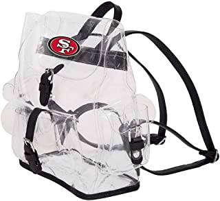 """The Northwest Company NFL unisex-adult """"Lucia"""" Clear Backpack"""