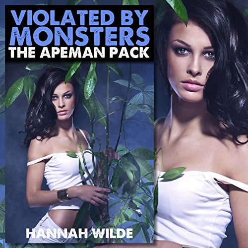 The Apeman Pack audiobook cover art