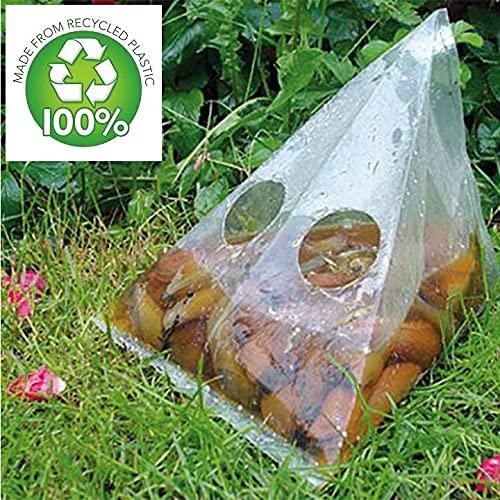 Set of 20 Slug Traps, Hygienic, Disposable and No poison.