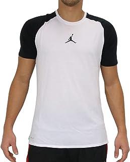 Nike Mens 23 ALPHA DRY SS PRINT T-Shirt