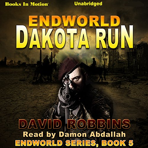 Dakota Run audiobook cover art