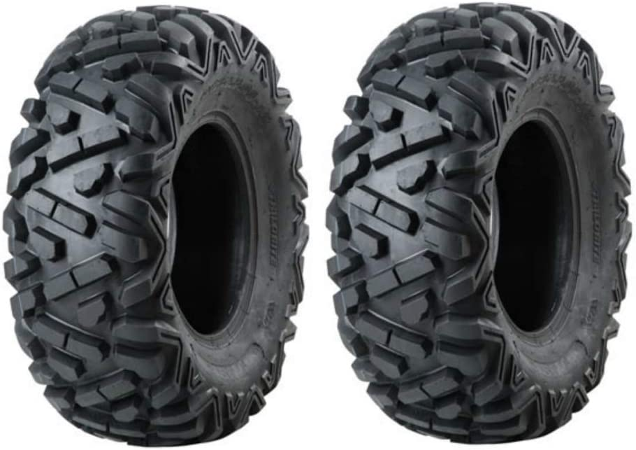 Clearance SALE Limited time Tusk trust TriloBite Pair of Tires 26x9-12 for 100 Maverick Can-Am Max