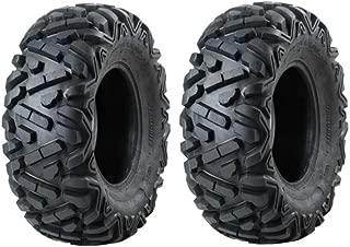 Tusk TriloBite Pair of Tires 26x9-12 for Kawasaki Teryx 800 2014-2018