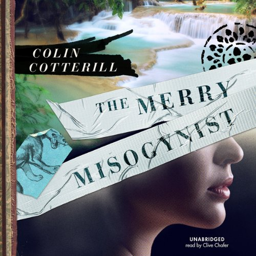 The Merry Misogynist audiobook cover art
