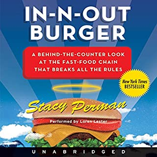In-N-Out Burger audiobook cover art